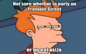 Party or pizza